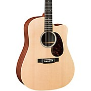Martin X Series DCX1AE Macassar Dreadnought Acoustic-Electric Guitar