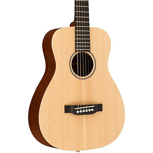 Martin X Series LX1E Little Martin Acoustic-Electric Guitar-thumbnail