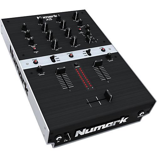 Numark X5 2-Channel, 24-bit Digital DJ Mixer-thumbnail