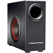 "Cerwin-Vega XD8s 8"" Powered Subwoofer with Remote Control"