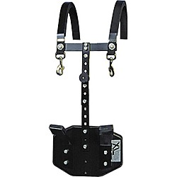 XL Specialty Percussion Ultra Lite BD Bass Drum Marching Carrier (GP-XLC-BD4)