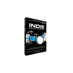 XLN Audio ADpak INDIE - Expansion Pack for Addictive Drums Software Download (1096-9)