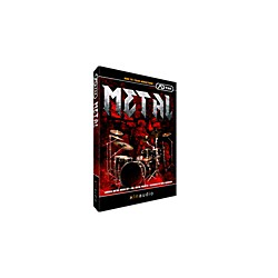 XLN Audio ADpak Metal - Expansion Pack for Addictive Drums Software Download (1096-8)