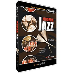 XLN Audio ADpak Modern Jazz - Brushes Software Download (XL1052SN)