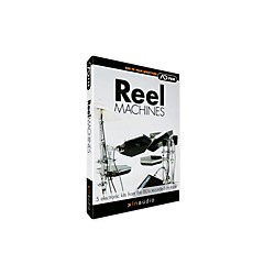 XLN Audio ADpak Reel Machines - Expansion Pack for Addictive Drums Software Download (1096-7)