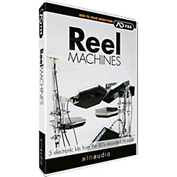 XLN Audio ADpak Reel Machines Software Download (XL1055SN)