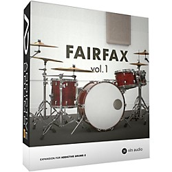 XLN Audio Addictive Drums 2  Fairfax Vol. 1 (1096-30)