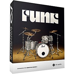 XLN Audio Addictive Drums 2  Funk (1096-23)