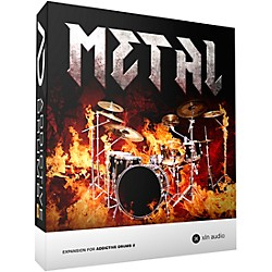 XLN Audio Addictive Drums 2  Metal (1096-25)