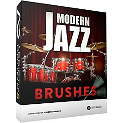 XLN Audio Addictive Drums 2  Modern Jazz Brushes (1096-21)