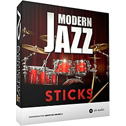 XLN Audio Addictive Drums 2  Modern Jazz Sticks (1096-22)