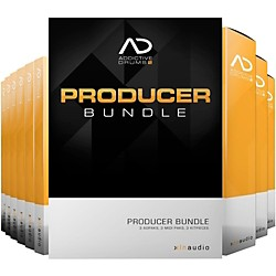 XLN Audio Addictive Drums 2  Producer Bundle (1096-32)