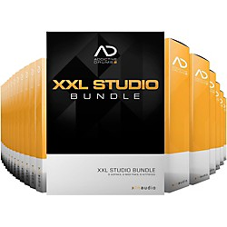 XLN Audio Addictive Drums 2  XXL Studio Bundle (1096-33)