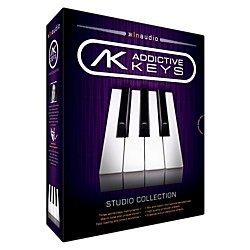 XLN Audio Addictive Keys - Studio Collection Software Download (1096-2)