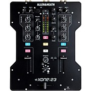 Allen & Heath XONE:23 2-Channel DJ Mixer