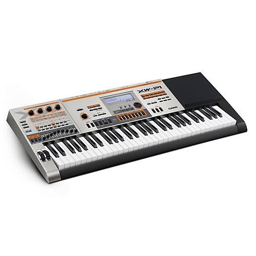 Casio XW-P1 GDK3 Performance Synthesizer-thumbnail