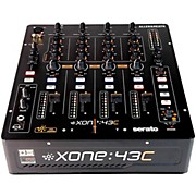 Allen & Heath Xone:43C DJ Mixer with Soundcard