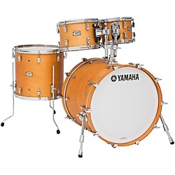 "YAMAHA Absolute Hybrid Maple 4-Piece Shell Pack with 22"" Bass Drum (AM2F40JVN Kit)"