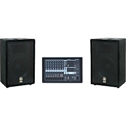 YAMAHA EMX212S mixer / A12 Speaker Package (EMX212S KIT)