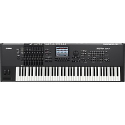 YAMAHA MOTIF XF7 76-Key Music Production Synthesizer (MOTIFXF7)