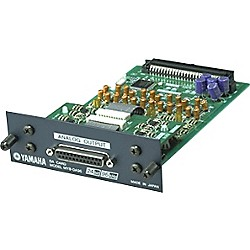 YAMAHA MY8DA96 8-Channel 24-bit/96kHz analog line-level output card (MY8DA96)