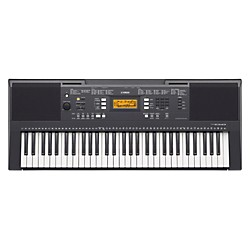 YAMAHA PSRE343 61-Key Portable Keyboard (PSRE343)