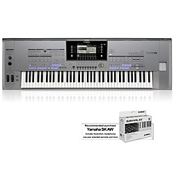 YAMAHA Tyros5 76-Key Arranger Workstation (TYROS5-76)