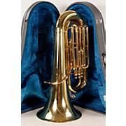 Yamaha YBB-105WC Series 3-Valve 3/4 BBb Tuba