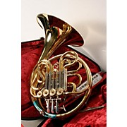 Yamaha YHR-871U Custom Series Double Horn, Fixed Bell