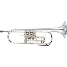 Yamaha YTR-938FFMS Custom Series Rotary Bb Trumpet