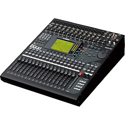 Yamaha 01V96I 16-Channel Digital Mixer with USB 2.0 Connectivity and Moving Faders (01V96I)