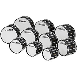 "Yamaha 14"" x 14"" 8300 Series Field-Corps Marching Bass Drum (MB-8314BR)"