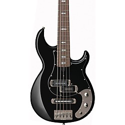 Yamaha 5-String Electric Bass Guitar With Pickguard (BB2025X BLACK)