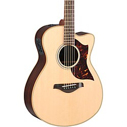 Yamaha A-Series Concert Acoustic-Electric Guitar with SRT Pickup (AC1R MF)