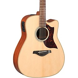 Yamaha A-Series Dreadnought Acoustic-Electric Guitar with SRT Pickup (A1M MF)