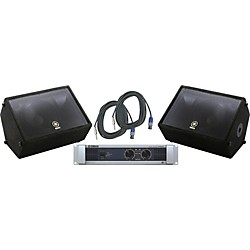 Yamaha A12M / P3500S Speaker & Amp Package (KIT - 584974)