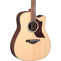 Yamaha A1R Dreadnought Acoustic-Electric Guitar with SRT Pickup (A1R MF)