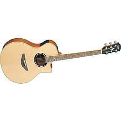 Yamaha APX500II Thinline Cutaway Acoustic-Electric Guitar (APX500II NA)