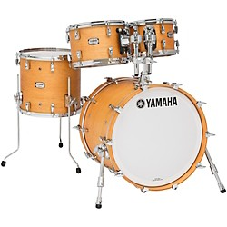 "Yamaha Absolute Hybrid Maple 4-Piece Shell Pack with 20"" Bass Drum (AM0F40JVN Kit)"