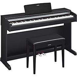 Yamaha Arius YDP-142 88-Key Digital Piano with Bench (YDP142B)