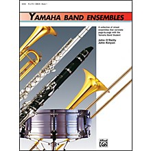 Alfred Yamaha Band Ensembles Book 1 Flute Oboe