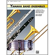 Alfred Yamaha Band Ensembles Book 2 Trumpet Baritone T.C.