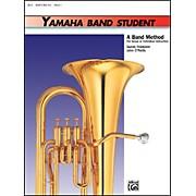 Alfred Yamaha Band Student Book 1 Baritone B.C.