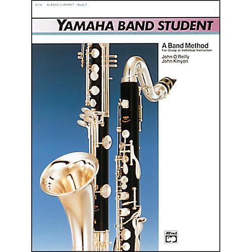 Alfred Yamaha Band Student Book 3 B-Flat Bass Clarinet-thumbnail