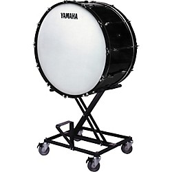 Yamaha CB-636 Concert Bass Drum with BS425 Stand & Cover (CB636BCS4 KIT)