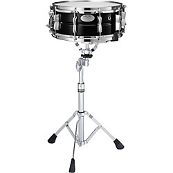 Yamaha CSS1455 Concert Steel Snare Drum with SS745A Stand (KIT787572)