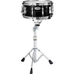 Yamaha Concert Series Steel Snare Drum with Stand, 6.5x14 (CSS1465S)