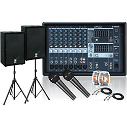 Yamaha EMX212S-A12 PA Package (EMX212S-A12 SYS 1)