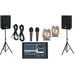 Yamaha EMX312SC / A12 PA Package (EMX312SC KIT)