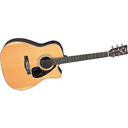 Yamaha FX370C F SERIES Cutaway Acoustic-Electric (FX370C)